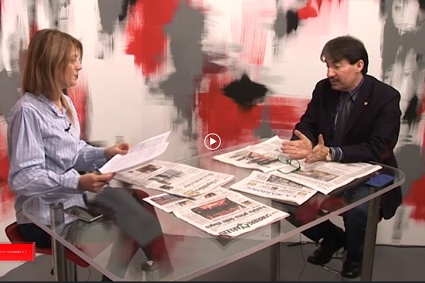 """Politically Scorrect"" con Carlo Barbagli"